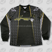 Sublimation Custom Cheap Chinese Wholesale Motorcycle Clothing