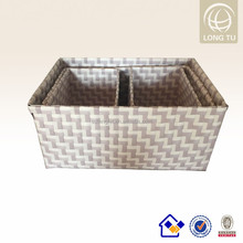 Holiday Decoration Gift Use plastic Storage Basket