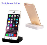 New Wireless Battery Dock Mobile Phone Charging Station for iPhone 6 plus for iphone 6