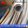 stainless steel braided teflon hose