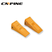Wearable Excavator Spare Parts Ground Engaging Tool Mini Excavator Bucket Teeth Set for PC200
