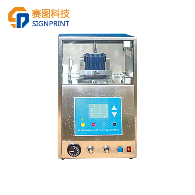 Good quality!!! ultrasonic printhead cleaner
