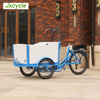 Three Wheel Battery Powered Cargo Bikes