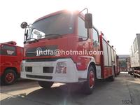 6T dongfeng tianjin DFL fire and rescue equipment 4X2 4X4 4000-7000L
