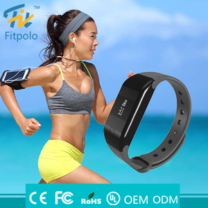 custom design promotion product waterproof bluetooth veryfit fitness tracker activity wristband with api or sdk