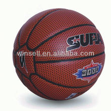 High quality stylish size 7 basketball pu material