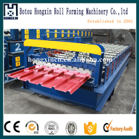 Aluminium Color Steel Roof Tile and Wall Sheet Making Machine