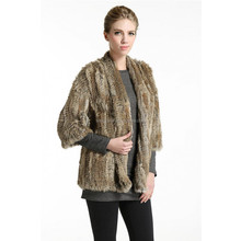 SJ457-01 French Fashion Winter Coats Real Fur Asian