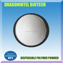 Building grade redispersible polymer powder for fireproof mortar