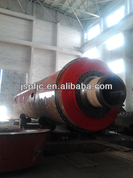 Jiangsu Pengfei high quality and high efficient 2.2x11m cement clinker mill professional manufacturer in China