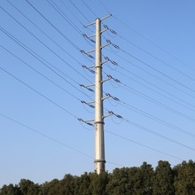 Special design best selling lattice tower for power
