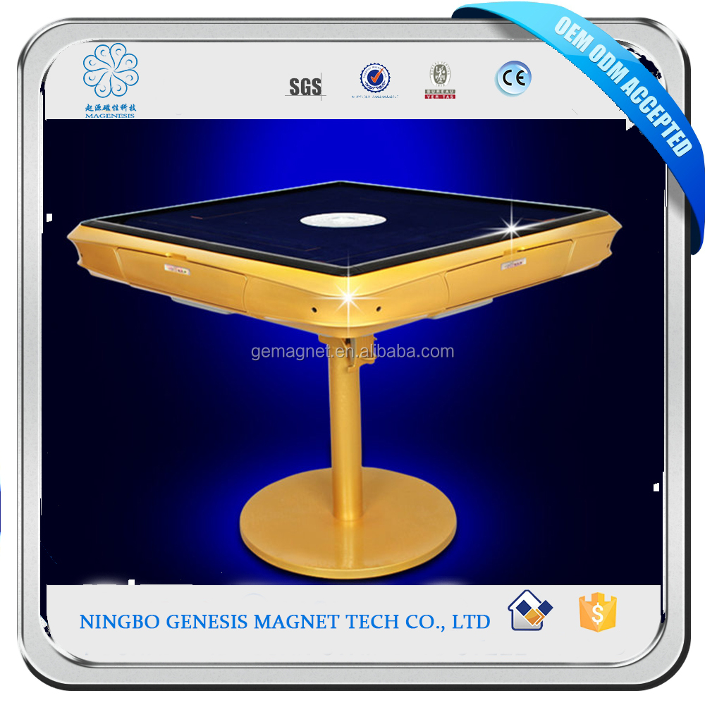 Automatic Mahjong Table Ultra Thin Foldaway Design Buy Mahjong