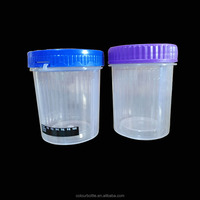 Hospital Laboratory Disposable Urine Container With