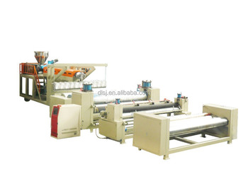 Smooth and Embossing Cast Film Machine
