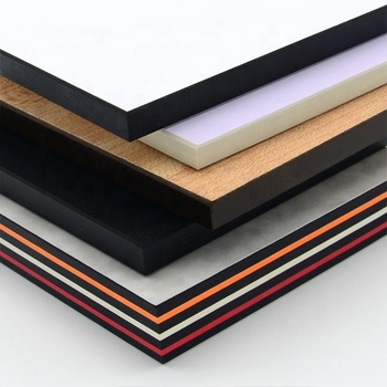 Top quality 1.6-25mm mag high pressure compact laminate anti static panels