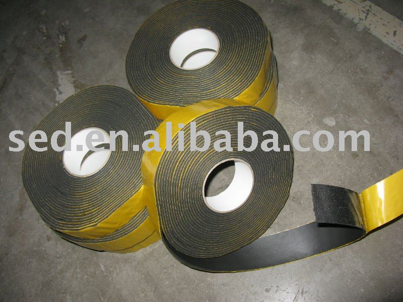 duct tape polyurethane foam pipe insulation build materials
