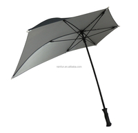 Wholesale Windproof Anti-UV Bike Motorcycle Umbrella