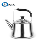 whistling tea kettle big size water kettle with filter