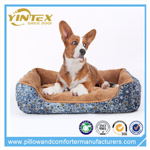 Fashion Comfy Pet Bed Cushion Warm Soft Pad For Crate House