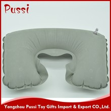 Plush round pillow with hairs and legs,plush face animal pillow