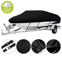 Classic Black Universal Boat Cover,Boat Cover Accessories