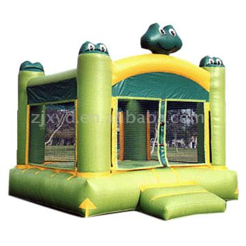 Inflatable Castle Material