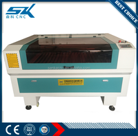 Name letters logo cutter 1390 laser co2 machine leather cutting machine automatic with CCD camera