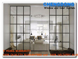 YY Home AS2047 Aluminum profile sliding windows/small sliding windows/interior sliding window
