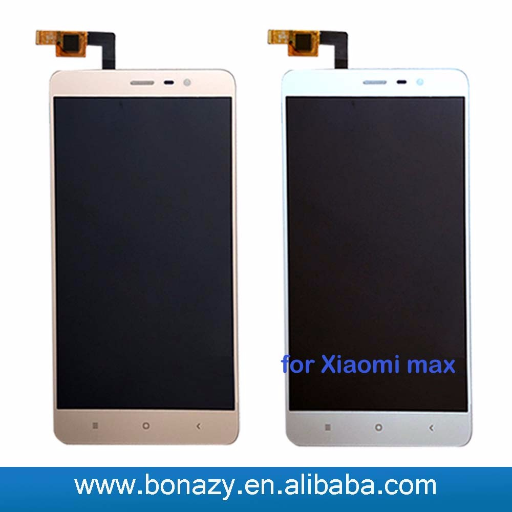 Original quality lcd display with touch screen digitizer assembly for Xiaomi mi max