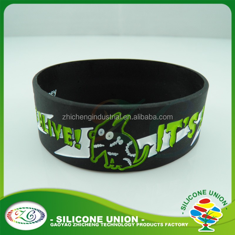 2013 Customized best selling sexy bangle gifts/ fashion silicone charm bracelet/ cheap custom rubber wristband