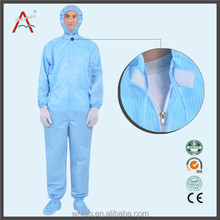 Hot Sale Cotton anti-static workwear esd clothing