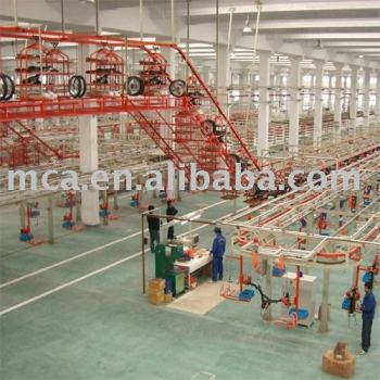 Motorcycle Assembly / Production line