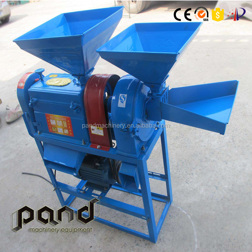 almond flour mill machinery prices for home use/Lowest price grain wheat flour mill grinder machine