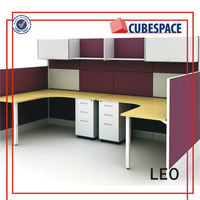 Luxury Wood Office Furniture, Demountable Partitions, Glass Manufacture