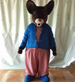 HOLA animal mascot costume/movie mascot costume for adult