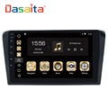 "DASAITA Android 8.0 9"" Car radio stereo DVD player with Navigation multimedia system for Mazda 3"