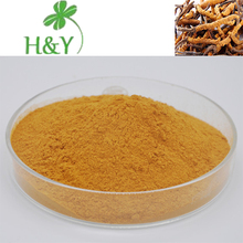 hot sell 100% natural cordyceps sinensis extract cordycepin 1% by HPLC for anti immune