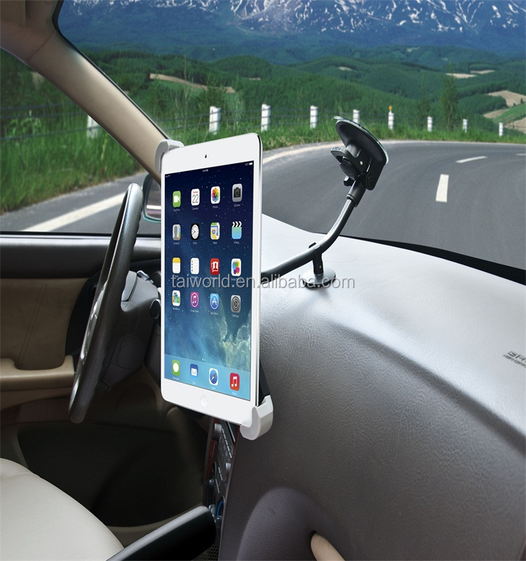 2015 New 360 Rotating Flexible Long Arm Cell Phone Holder Stand Lazy Bed Desktop Tablet Car Mount Bracket For tablet pc