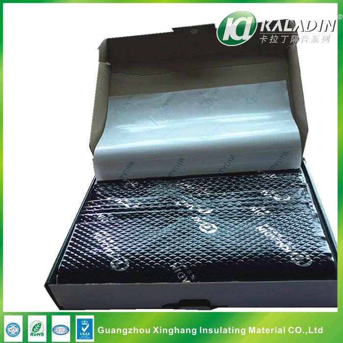 Butyl rubber car soundproof heat insulation sound deadening pads