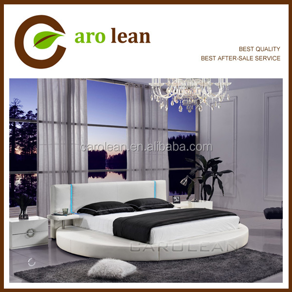 cheap king size round bed on sale C551