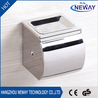 Competitive price stainless steel toilet paper roll holder