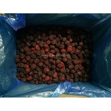 Frozen Black Raspberry Fruits with Low Price from China