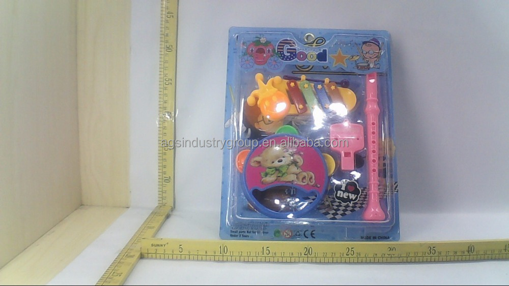 Hot-selling intelligence development kid musical instrument toy set