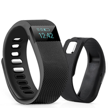 Slim silicone sport <strong>smart</strong> <strong>watch</strong> with pedometer sleep led <strong>watch</strong> Android 4.4 IOS 7
