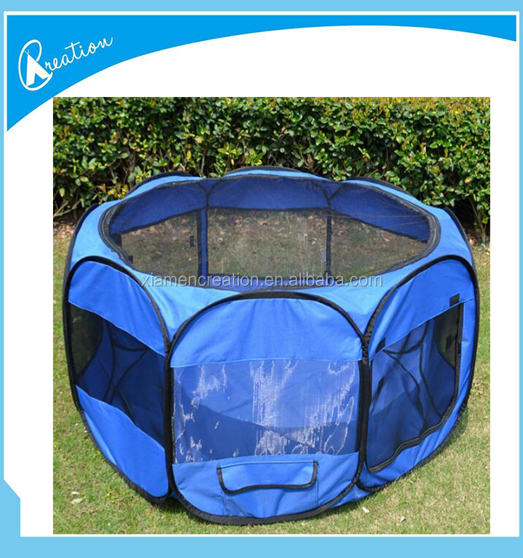 Outdoor and Indoor Dog Playpen Exercise Pen For Your Beloved Pets
