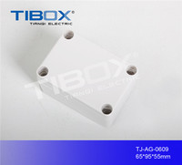 IP66 plastic enclosure box/plastic injection enclosures/screw type-swith box