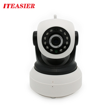 Micro wifi camera spy hidden camera clock wireless ip camera