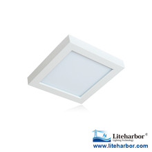New Dimmable 13.5W 7 Inch Square Flush Mount LED Ceiling Light
