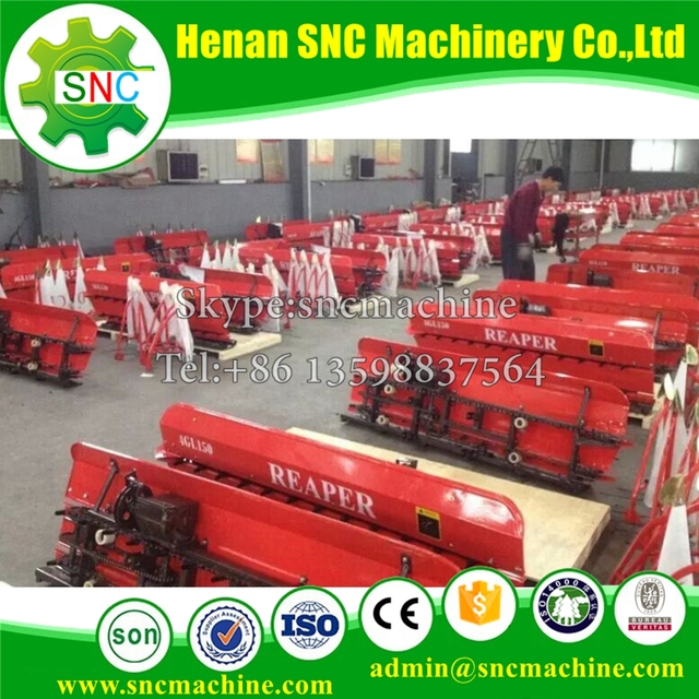 SNC Harvester Automatic Chestnut Harvester