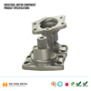 New products Aluminum die casting car parts